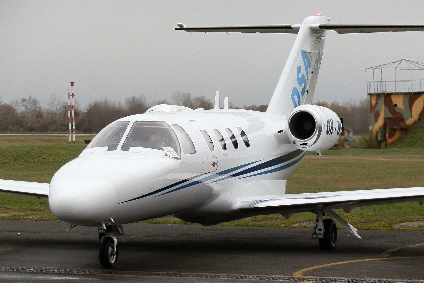 Cessna C-525 Citation Jet CJ1